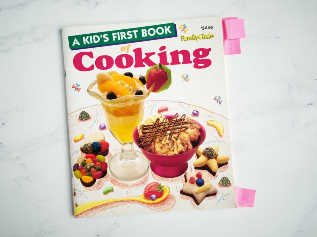 A Kid's First Book of Cooking by Family Circle