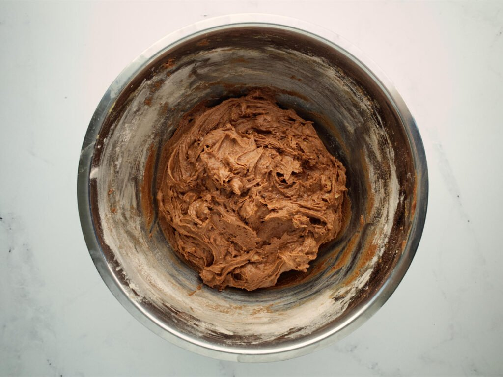 Final Chocolate Crackle Cookie mix